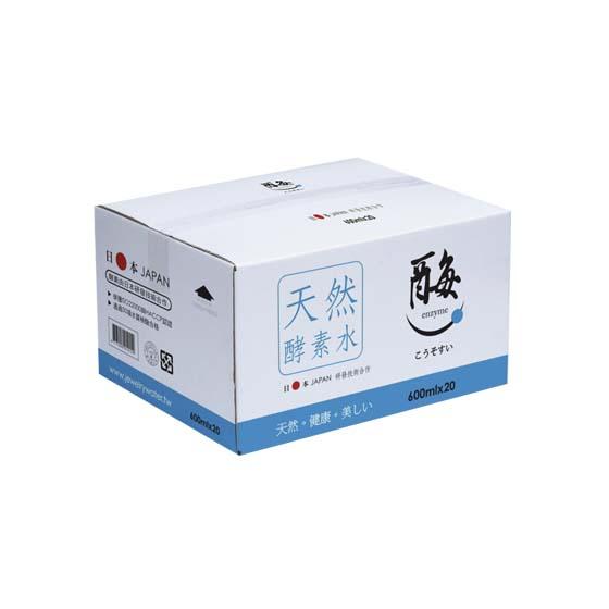 天然酵素水600ML