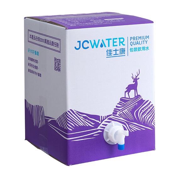 活動用紙箱水 佳士康純淨水 20公升